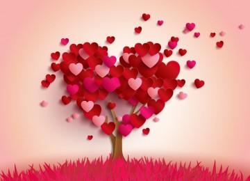 Декор на День влюбленных