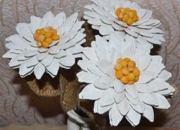 Поделки на тему осень из тыквенных семечек своими руками