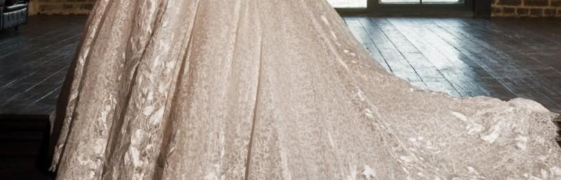 Свадебные платья со шлейфом: короткие, длинные, с кружевом