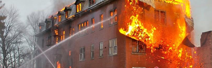 Народные приметы о пожаре: на Троицу, если был в доме, к чему увидеть