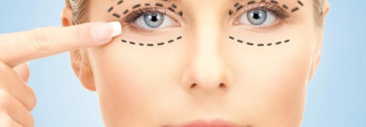Массаж лица от отеков под глазами