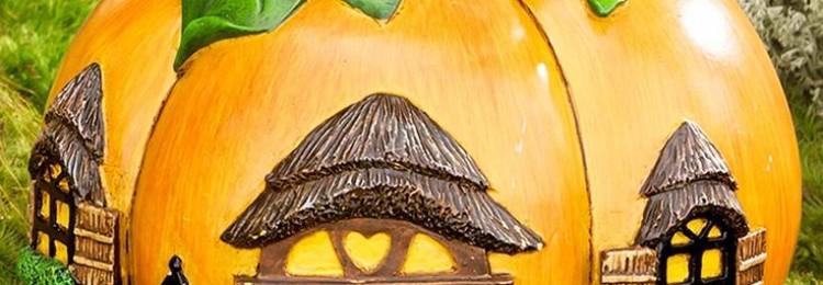 Поделки из тыквы на тему осень: как сделать своими руками