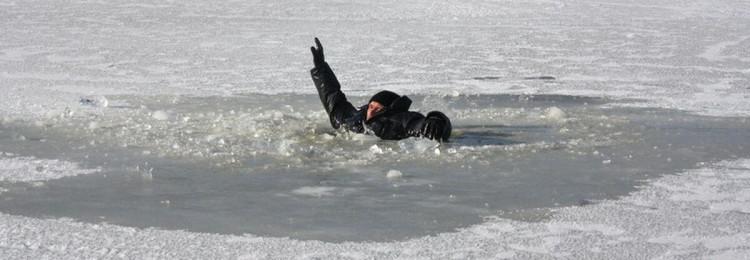 К чему снится провалиться под лед