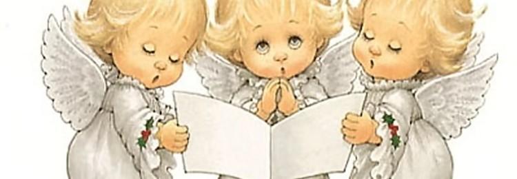 Оберег ангела хранителя и трех ангелов