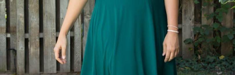 Вечерние платья на свадьбу для полных женщин