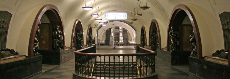 Приметы московского метро