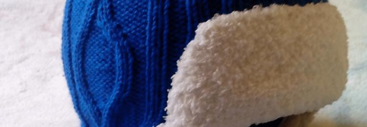 Вязание шапки-ушанки спицами для мальчика: схемы и описания