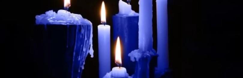 Гадания со свечой