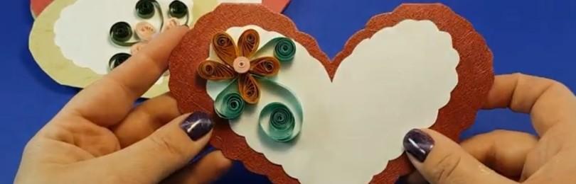 Валентинки на день Святого Валентина: картинки, мастер-классы