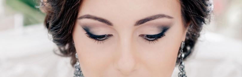 Свадебный макияж: для карих, зеленых, голубых, серых глаз