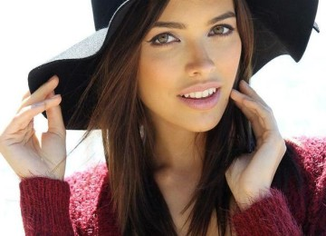 Широкополая женская шляпа: как называется, с чем носить, образы + фото