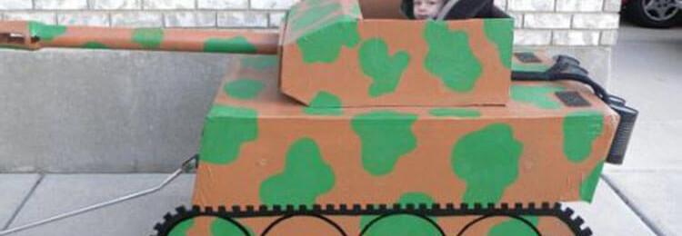 Поделка Танк своими руками из картона: пошаговые мастер-классы с фото, видео