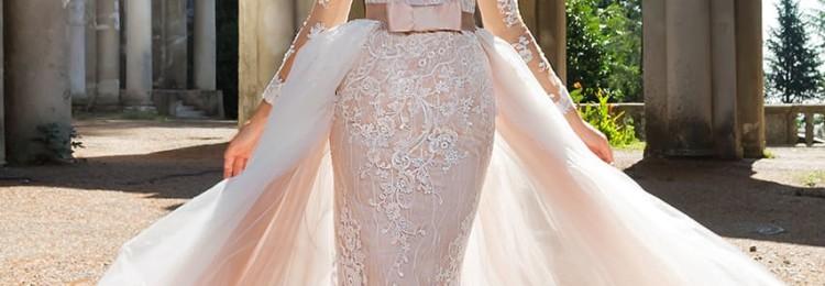 Свадебные платья в стиле бохо