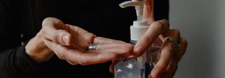 Как сделать кожный антисептик без спирта в домашних условиях