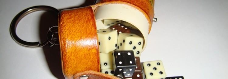 Гадание на костях и кубиках