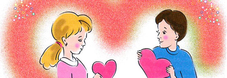 Плакаты ко дню Святого Валентина