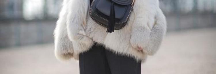 С чем носить зимой брюки-кюлоты