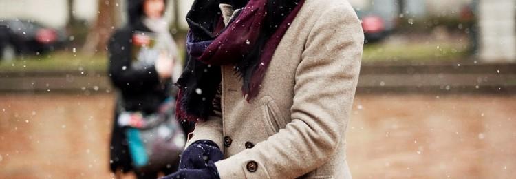 К чему по приметам подарить шарф