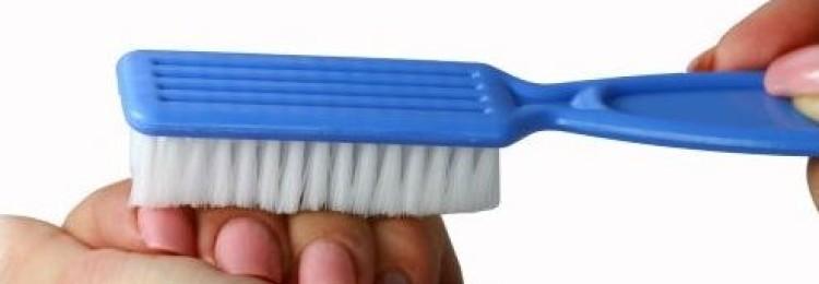 Как почистить матовые ногти