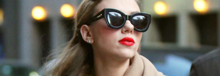 Солнечные очки для круглого лица, квадратного, прямоугольного, овального