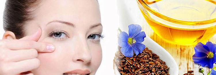 Льняное семя и масло для лица от морщин: отзывы, применение