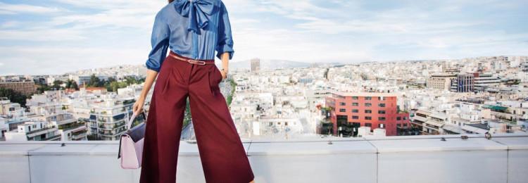 Модные женские брюки 2021-2022