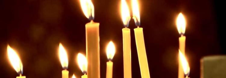 Зачем и как правильно ставить свечи перед иконой в церкви