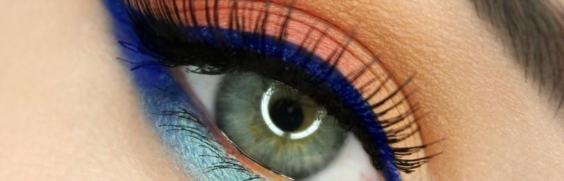 Макияж для голубых глаз: со стрелками, вечерний, повседневный, фото