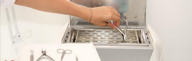 Как стерилизовать пилки и бафы