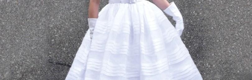 Платье миди на выпускной в 9 и 11 классе