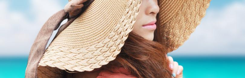 Шляпа из соломы: как называется