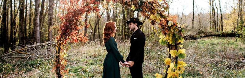 Свадьба в октябре: приметы и суеверия, благоприятные дни