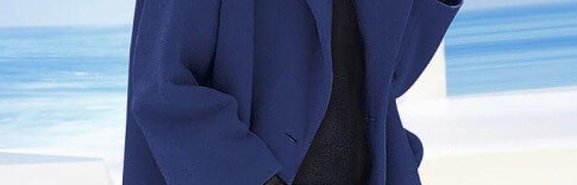 Демисезонные пальто для пожилых женщин