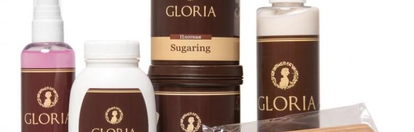 Паста для шугаринга Gloria (Глория): как пользоваться, отзывы