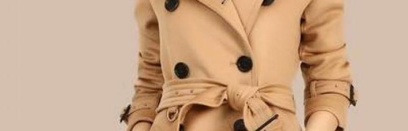 С чем носить пальто цвета кэмел