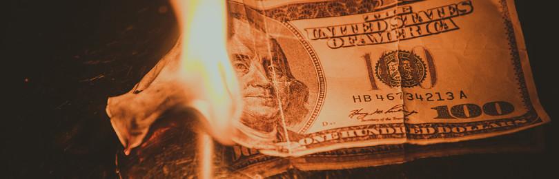 Как снять порчу на деньги и бедность