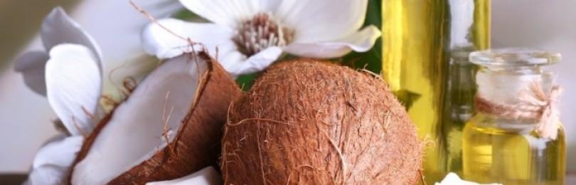 Кокосовое масло против целлюлита и растяжек при беременности