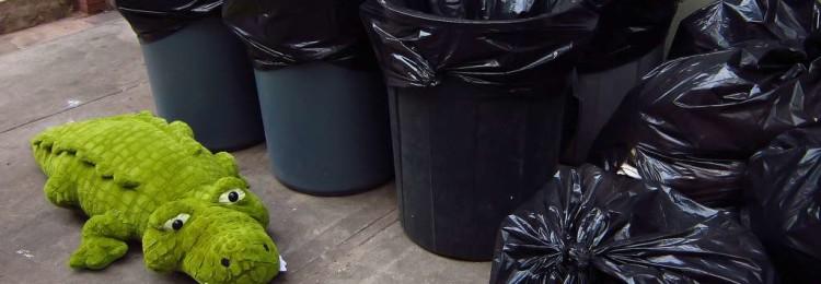 Почему нельзя выносить мусор вечером: приметы