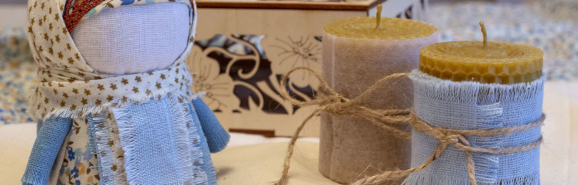 Кукла-оберег Крупеничка (Зерновушка): мастер-класс, значение