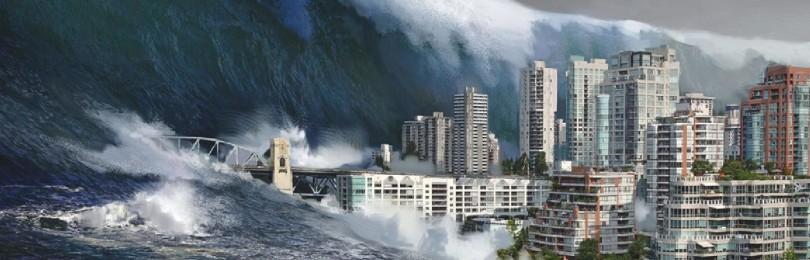 Приметы приближения разрушительных природных явлений