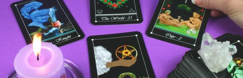 Гадание на картах Таро на будущее — на год — по 1 карте