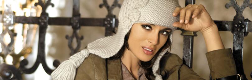 Женская шапка-ушанка спицами: как связать, описание и схемы