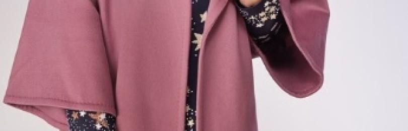 Пальто женское с запахом: длинное, короткое