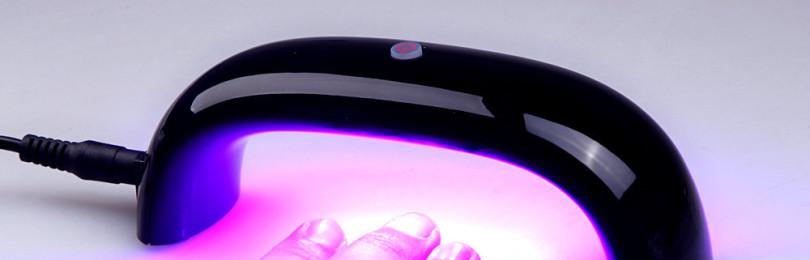 Чем отличается ЛЕД-лампа от УФ-лампы