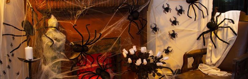 Как украсить комнату на Хэллоуин: лучшие идеи декора