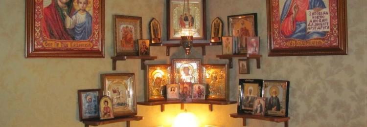 К чему по приметам падает, разбивается икона дома, в церкви