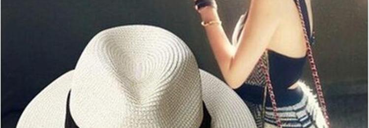 Шляпа федора женская: летняя, зимняя, черная, белая, бежевая