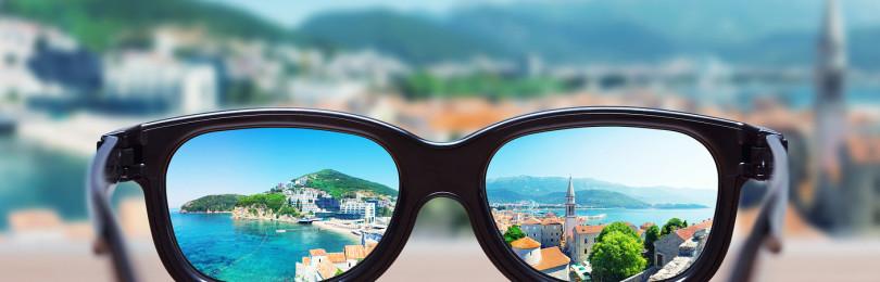 Женские и мужские солнечные очки с диоптриями