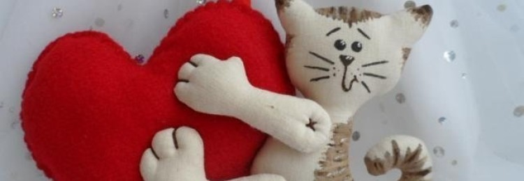 Игрушки на день Валентина
