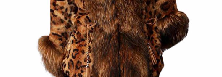 Леопардовое пальто: с чем носить, фото